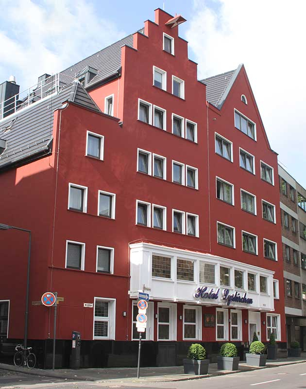 Apartment Hotel in Köln