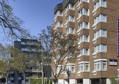 Mercure Hotel Köln Belfortstraße Aussenansicht Gästehaus