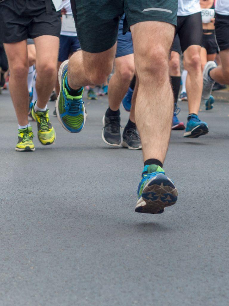 Halbmarathon Strecke in Köln