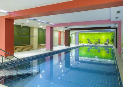 Mercure Hotel Köln Belfortstraße Pool