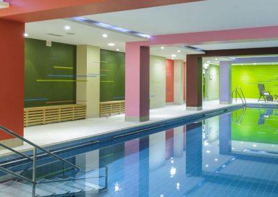 Mercure Hotel Köln Belfortstrasse Schwimmbad