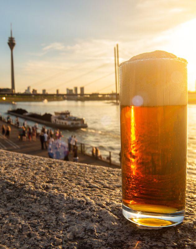 Schifffahrt Düsseldorf-Köln