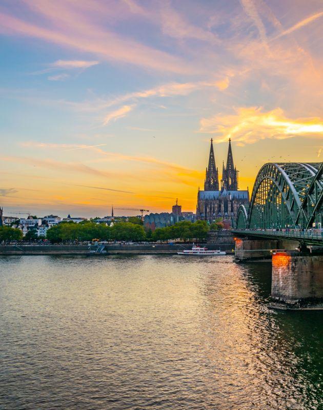 Schifffahrt in Köln