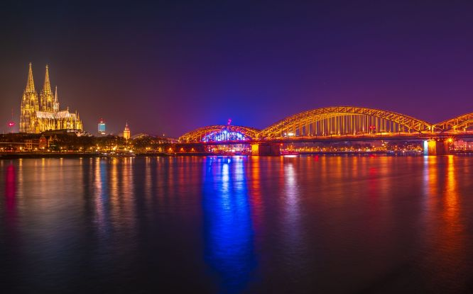 Schiffstouren Köln